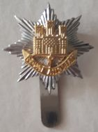Royal Anglian Cap Badge