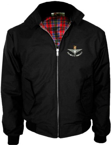 Parachute Regiment Harrington Jacket