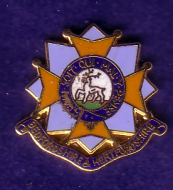 Beds and Herts lapel badge