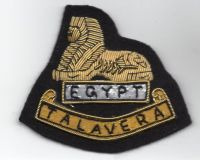 2nd Bn Poachers Blazer Badge