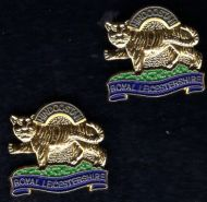 Leicestershire Cufflinks