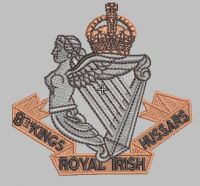 Royal Irish Hussars t-shirt