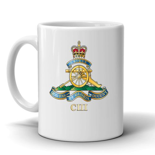 103 Royal Artillery coffee mug