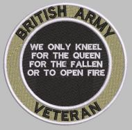 Kneel Patch