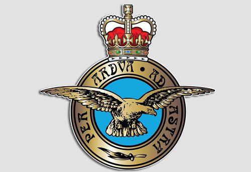 Royal Air Force sticker