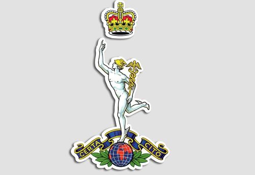 Royal Corps of Signals sticker