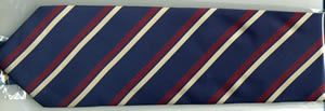 2nd Bn (Poachers) polyester tie