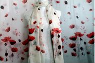 Poppy Scarve thin